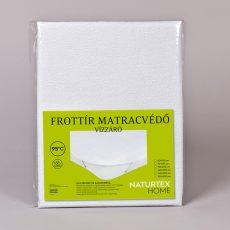 NATURTEX Frotír vízzárós matracvédő 160x200 cm