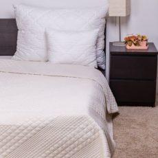 NATURTEX Clara microfiber ágytakaró bézs 140x240cm