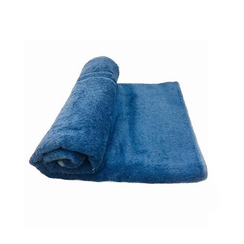 NATURTEX Bambuszos törölköző (kék) 70x140 cm - Cotton Home 0a027ec421