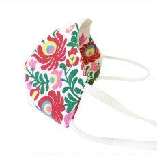 3 rétegű mosható textil szájmaszk - Hungary - 10db