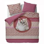Covers & Co. - Cats Fleur Ágyneműhuzat - 2 részes