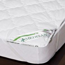 NATURTEX Medisan ® steppelt matracvédő 200x200 cm
