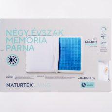 NATURTEX Memory 4 évszak Párna