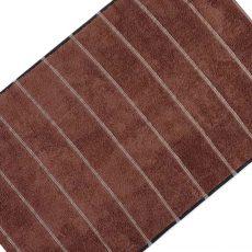NATURTEX MELANGE törölköző (chocolate) 70x140 cm