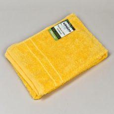 NATURTEX Bambuszos törölköző (mustársárga) 70x140 cm
