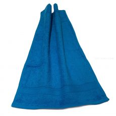 Törölköző - kék - 30x50 cm