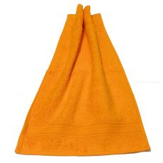 Törölköző - narancssárga - 30x50 cm
