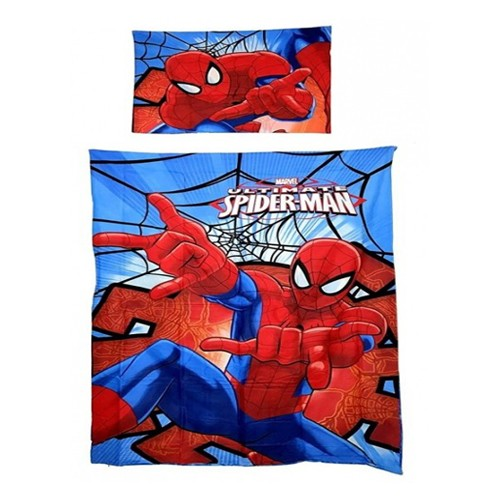 Pókember - Spider Man Ágyneműhuzat (V1) 2 részes - Cotton Home a30952da95