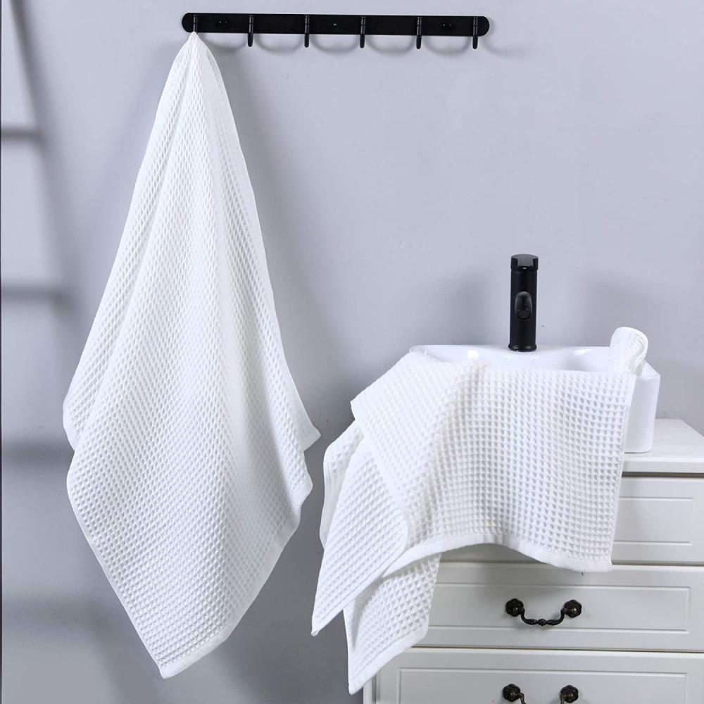 Darázs mintás szauna lepedő - fehér - két méretben - Cotton Home 6bd155cad9