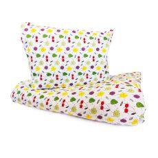 Mia mhm¿  FRUITS - gyermek ágyneműhuzat - 100% PAMUT