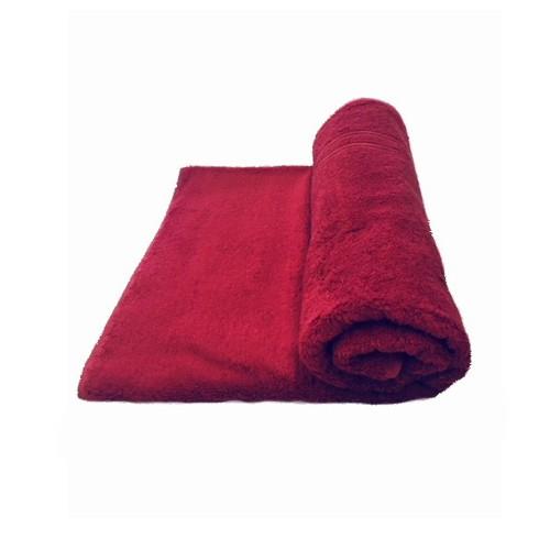 Naturtex Bambuszos törölköző (piros) 70x140 cm - Cotton Home 5231411c66