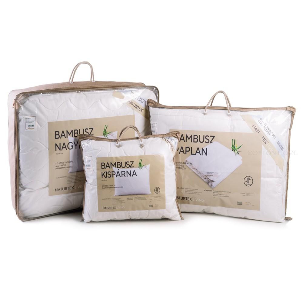 NATURTEX Bambusz TÉLI ágyneműgarnitúra - 3 részes - Cotton Home 0a69c241e5