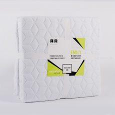 NATURTEX EMILY ágytakaró - fehér- 235x250 cm