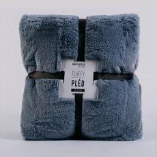 NATURTEX Fluffy Sherpa pléd - 200x220 cm