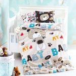 Baby Bear gyermek ágyneműhuzat - pamut