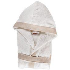 Kapucnis frottír fürdőköntös M - Cotton Home 8487621665