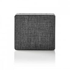 Bluetooth® hangszóró | 15 W | Fém Kialakítású Dizájn | Sötétszürke