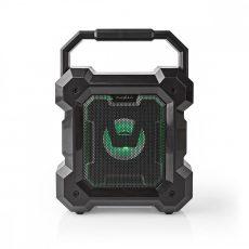Nedis Bluetooth® Hangsugárzó   5.1 W   13 órányi lejátszási idő   LED-lámpa   Fekete
