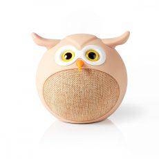 Nedis Animaticks Bluetooth Hangsugárzó   3 órányi lejátszási idő   Kihangosított hívás   Olly Owl