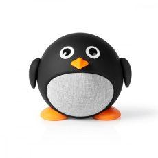 Nedis Animaticks Bluetooth Hangsugárzó | 3 órányi lejátszási idő | Kihangosított hívás | Pippy Pinguin