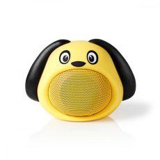 Nedis Animaticks Bluetooth Hangsugárzó   3 órányi lejátszási idő   Kihangosított hívás   Dusty Dog