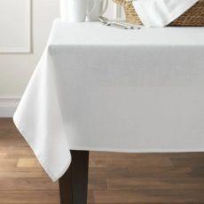 FEHÉR asztalterítő 120x150cm