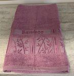 BAMBOO ORGANIC törölköző (lila) 70x140 cm