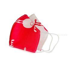 Gyermek textil szájmaszk (rudolf) - 2 db/csomag