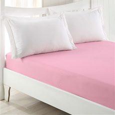 Gumis lepedő (rózsaszín) 100x200 cm