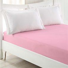 Gumis lepedő (rózsaszín) 160x200 cm