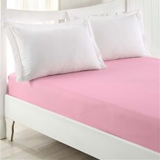Gumis lepedő ( rózsaszín) 200x200 cm
