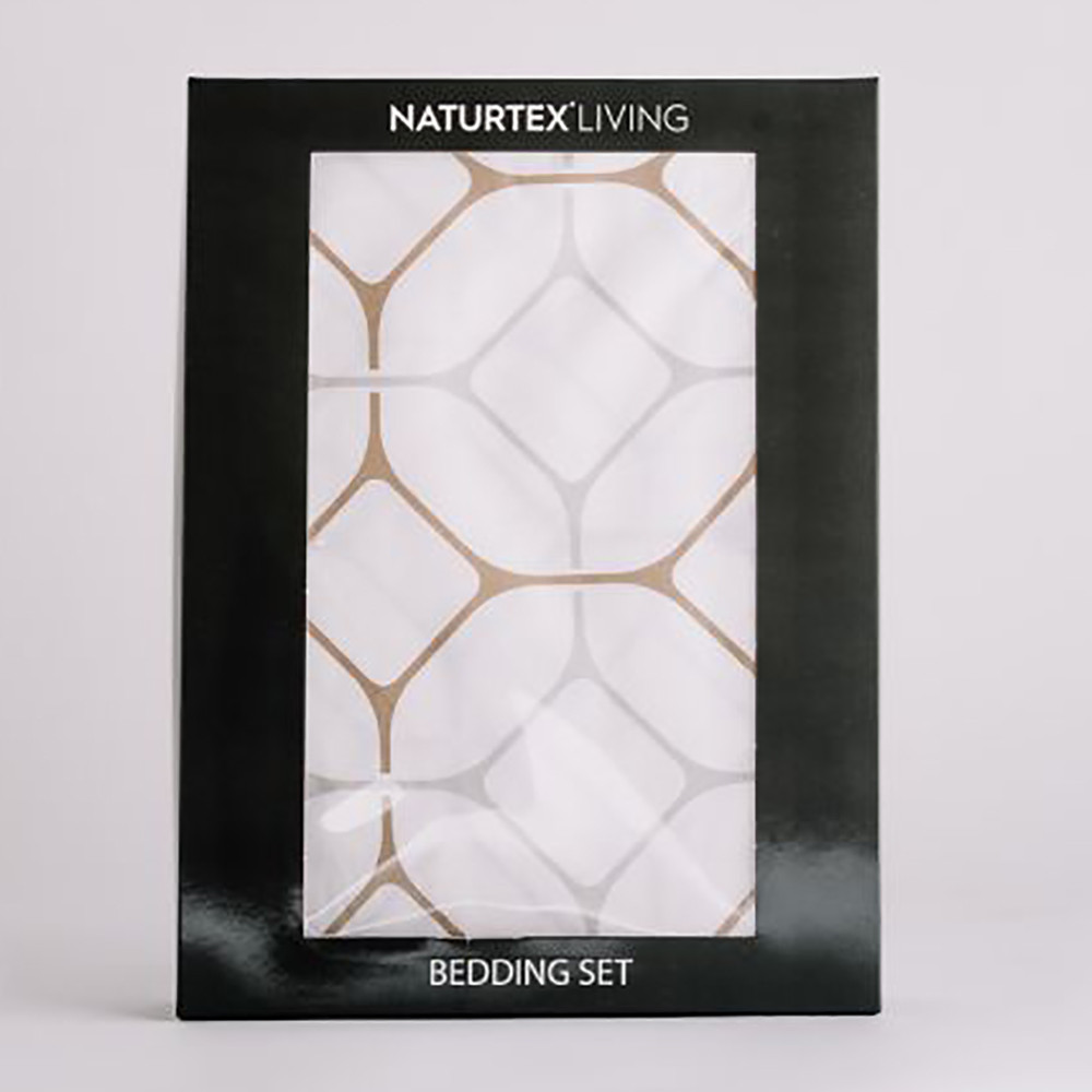 NATURTEX HONEY ágyneműhuzat 3 részes Cotton Home