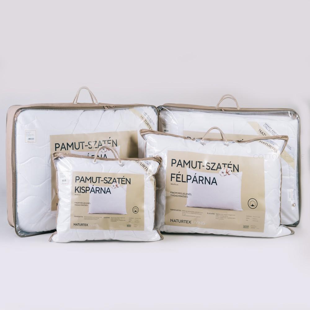 NATURTEX Szatén-Pamut TÉLI paplan garnitúra - Cotton Home 5b5016e65b